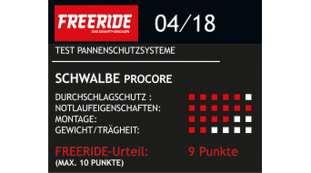 "Schwalbe Procore Set Doppelkammersystem 26"""