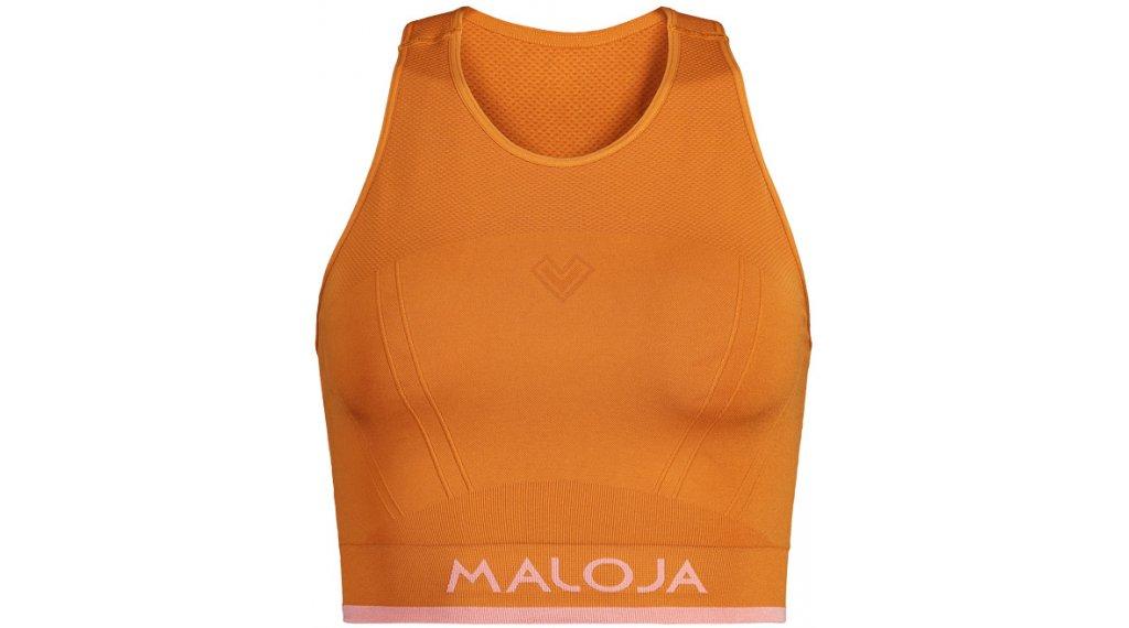 Maloja CavorgiaM. Sport-BH Damen Gr. L/XL tiger