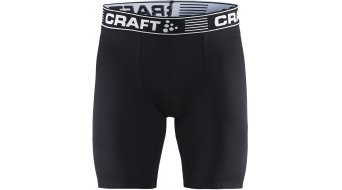 Craft Greatness Bike Shorts calzoncillos corto(-a) Caballeros (Infinity C4-acolchado) negro/blanco
