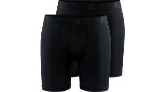 Craft Core Dry Boxer 6-Inch Unterhose kurz Herren 2er-Pack