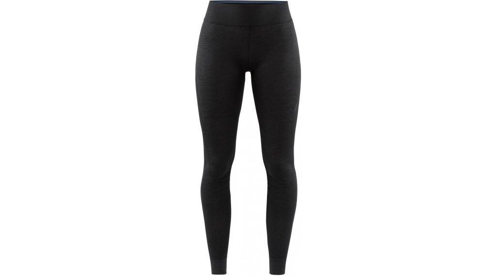 Craft Fuseknit Comfort Pants slip/caleçon long femmes taille L black