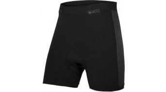 Endura Enginee red Padded underpants short men black