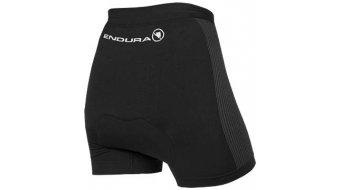 Endura Engineered Padded Boxer 内裤 短 女士 (300-系列-臀部垫层) 型号 XS black