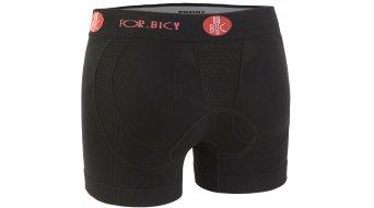 FOR.BICY Urban Life Boxershorts Herren Gr. L/XL black/black