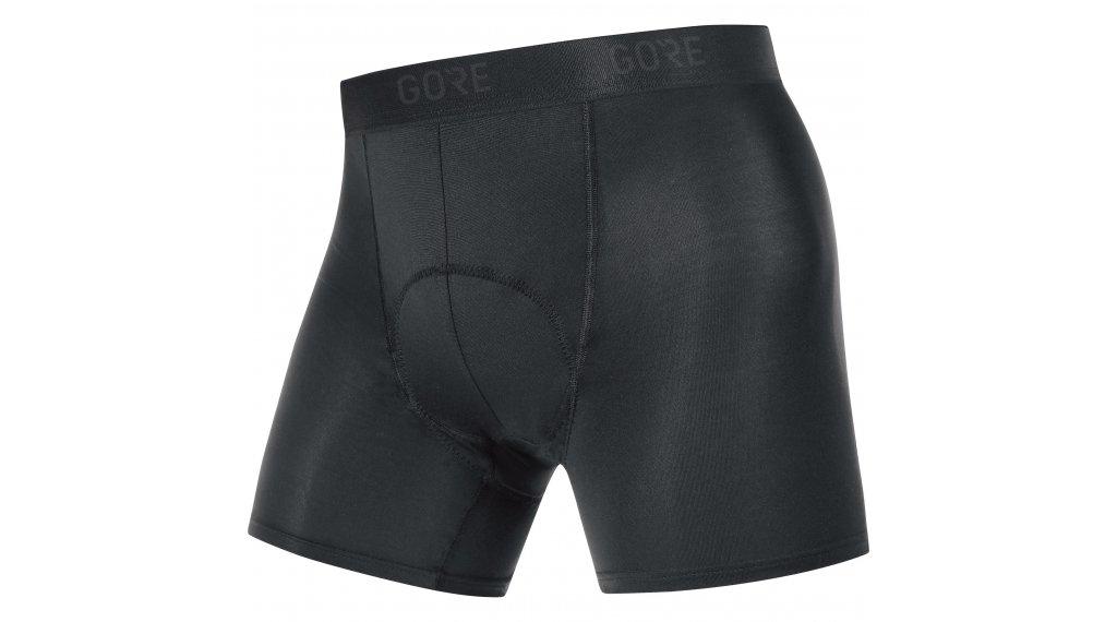 GORE Wear C3 Boxer Unterhose kurz Herren (Active-Sitzpolster) Gr. S black