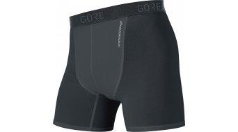 Gore Wear M Gore ® WINDSTOPPER® Boxer mutande da uomo . nero