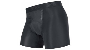 Gore C3 Gore Windstopper Boxer underpants ladies (Active Various ladies- seat pads) black