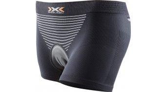 X-Bionic Energizer MK2 Boxershort dámské (včetně cyklistická vložka) black/white