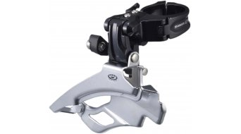 Shimano Deore dérailleur avant Down-Swing double-Pull 66-69° 31.8-34.9mm FD-M591