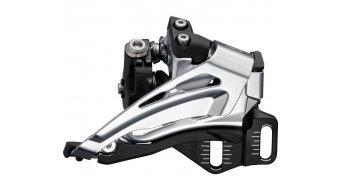 Shimano Deore MTB FD-M6025 Top Swing 2x10 Umwerfer Down-Pull schwarz