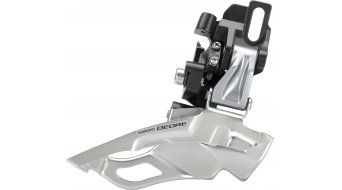 Shimano Deore 3x10速 前拨链器 Direct-Mount Down-Swing Dual-Pull 44-38T 66-69° FD-M611-D
