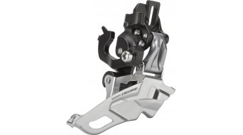 Shimano Deore 3x10 speed front derailleur Direct-Mount Down-Swing dual-Pull 44-38T 66-69° FD-M611-D