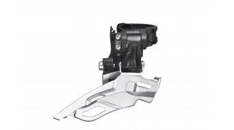 Shimano Deore 3x10-velocidades desviador delantero 34.9/31.8/28.6mm Down-Swing Dual-Pull 44-38 dientes 66-69° FD-M611