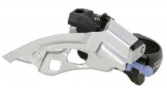 Shimano Deore Trekking FD-T610 3x10 Umwerfer 34.9/31.8/28.6mm 44-48 Zähne Dual Pull 63-66° schwarz