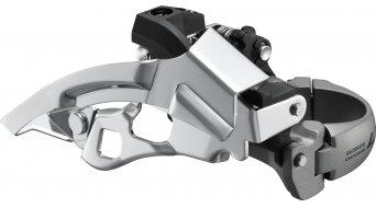 Shimano LX Trekking 前拨链器 34.9/31.8/28.6mm Top-Swing Dual-Pull 适用于 44-48T FD-T670