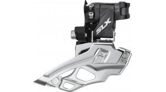 Shimano SLX desviador delantero duplex 34.9/31.8/28.6mm Down-Swing 66-69° 38-44 dientes FD-M676