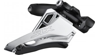 Shimano SLX FD-M7100 Umwerfer 2-fach Direkt-Montage Side-Swing Front-Pull 66-69° 36-38 Zähne schwarz