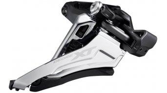Shimano XT FD-M8100 Umwerfer 2x12-fach Side-Swing Front-Pull 66-69° 36-38 Zähne schwarz