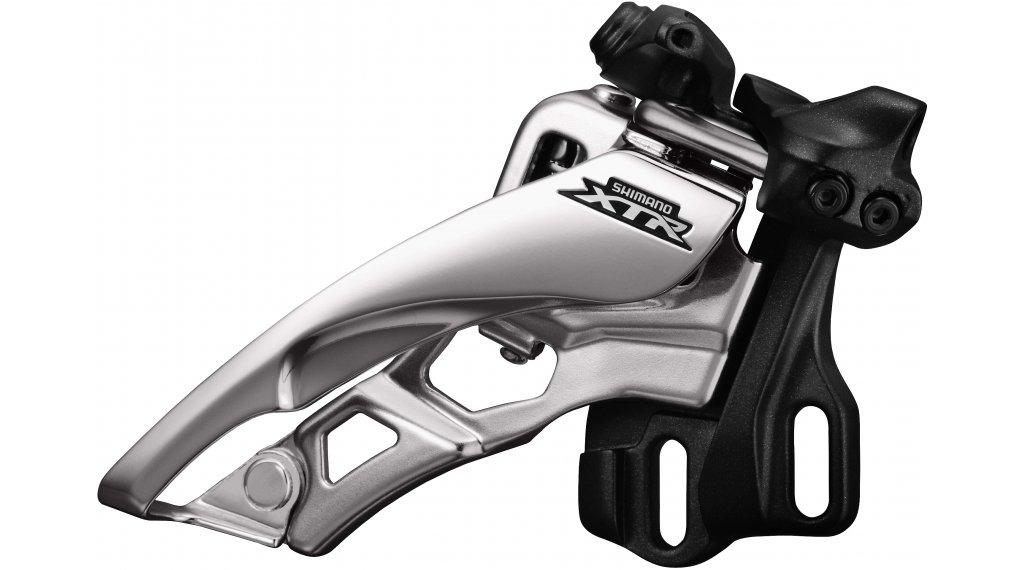 Shimano XTR FD-M9000-E 3x11-fach Umwerfer E-Type Side-Swing Side-Pull (ohne Innenlagerplatte)