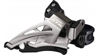 Shimano XTR FD-M9025 2x11-fach Umwerfer 34.9mm (inkl. Adapter auf 31.8/28.6mm)