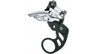 Shimano XTR 2-fach Umwerfer E-Type, 10-fach, Top-Swing, Dual-Pull, 44-40t, 66-69° FD-M985