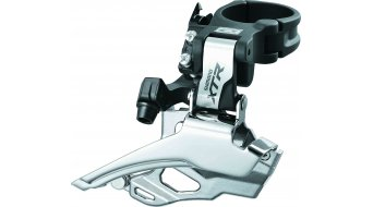 Shimano XTR 2x10 speed front derailleur Down-Swing dual-Pull 44-38T 66-69° FD-M986-A