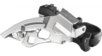 Shimano XT Trekking Umwerfer 34.9/31.8/28.6mm Top-Swing Dual Pull für 44-48T silber FD-T780