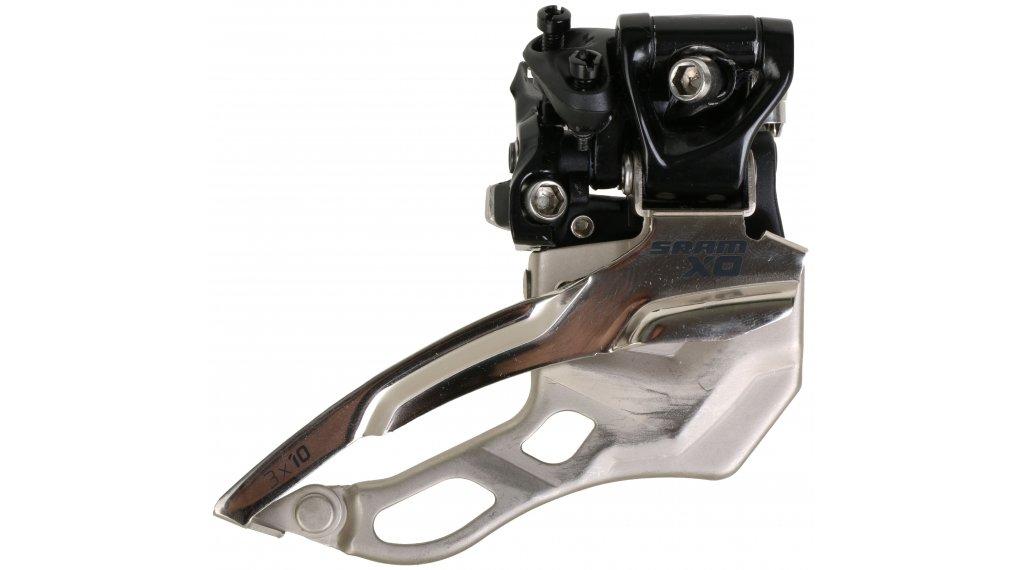 SRAM X0 3x10 Low Clamp Front Derailleur