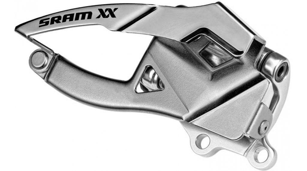 SRAM XX 2x10 Umwerfer Direct Mount S3 39-26 Zähne Bottom Pull