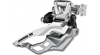 SRAM XX 2x10 Umwerfer Clamp Pull