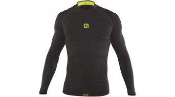 Alé Seamless S1 Carbon Intimo Unterhemd langarm Herren Gr. L/XL black