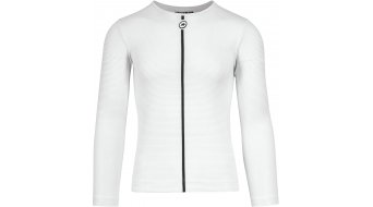 Assos Summer maillot de corps manches longues hommes Gr. holyWhite