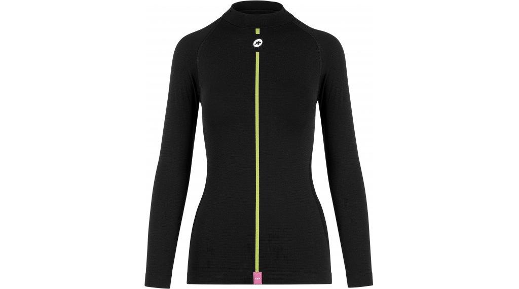Assos Spring Fall camiseta manga larga Señoras tamaño 0 (XS/S) blackSeries