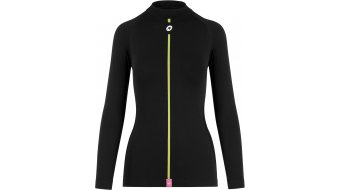 Assos Spring Fall Unterhemd langarm Damen blackSeries