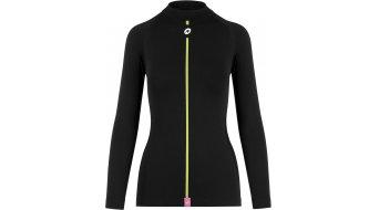 Assos Spring Fall undershirt long sleeve ladies blackSeries