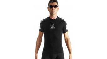 Assos SS.skinFoil S7 undershirt short sleeve spring/fall blockBlack