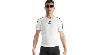Assos SS.skinFoil S7 undershirt short sleeve summer holyWhite