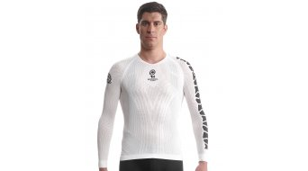 Assos LS.skinfoil summer evo7 sottomaglia manica lunga . holyWhite