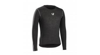Bontrager B2 camiseta manga larga Caballeros (US) negro