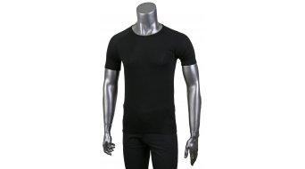 Bontrager Merino Blend Baselayer camiseta de manga corta Caballeros Gr. negro