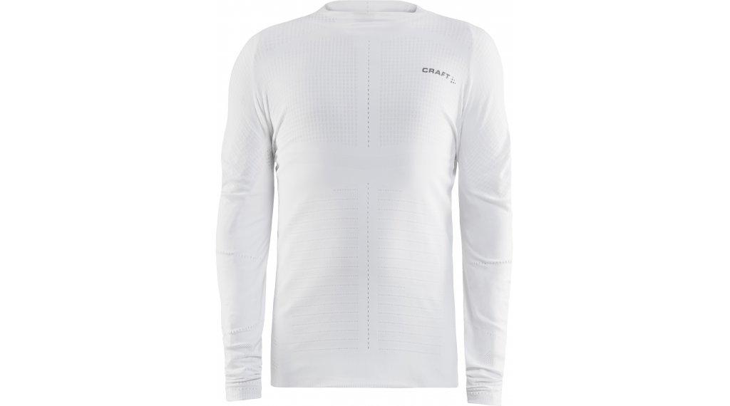 Craft CTM Crewneck Unterhemd Herren langarm Gr. S/M white