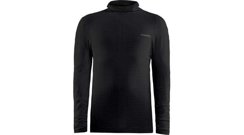 Craft CTM Hood Unterhemd langarm Herren Gr. S/M black