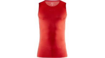 Craft Pro Dry Nanoweight SL Unterhemd ärmellos Herren Gr. XXL bright red
