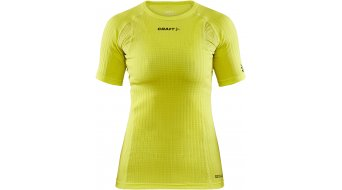 Craft Active Extreme X Infinium Roundneck Unterhemd kurzarm Damen Gr. M n-light/granite - MUSTERKOLLEKTION