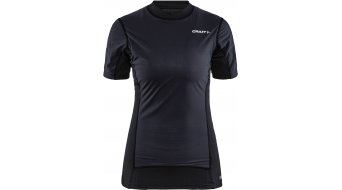 Craft Active Extreme X Infinium undershirt short sleeve ladies size M black/granite- MUSTERcollection