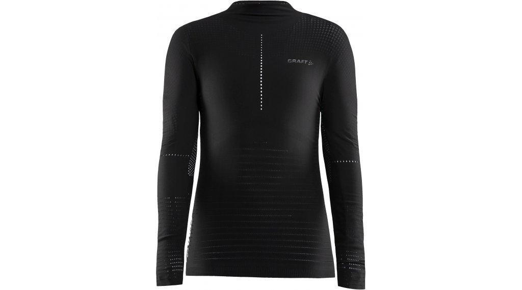 Craft CTM Crewneck Unterhemd Damen langarm Gr. L/XL black