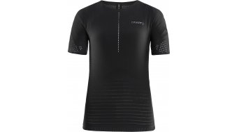 Craft CTM Roundneck Unterhemd kurzarm Damen black