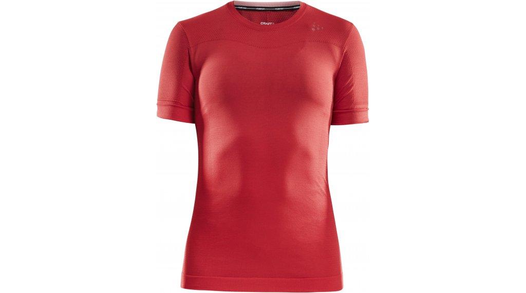 Craft Fuseknit Comfort Roundneck 贴身衣 短袖 女士 型号 M beam- MUSTERKOLLEKTION