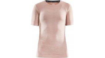 Craft Fuseknit Comfort Roundneck 贴身衣 短袖 女士 型号 M touch/melange- MUSTERKOLLEKTION