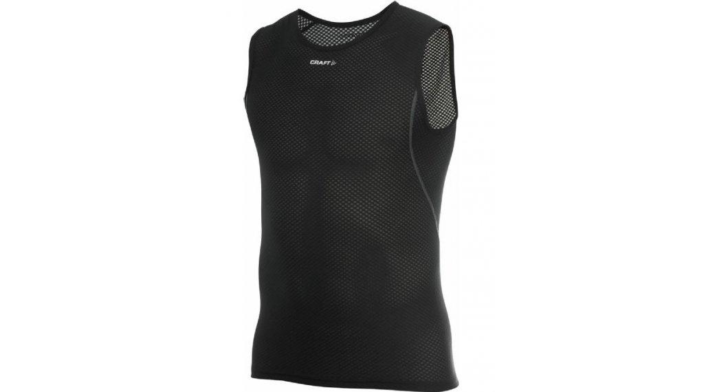 Craft Cool Mesh Superlight Unterhemd ärmellos Herren Gr. L black/black